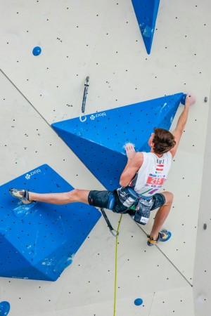 Nicolai Startplatz Olympiade 2017